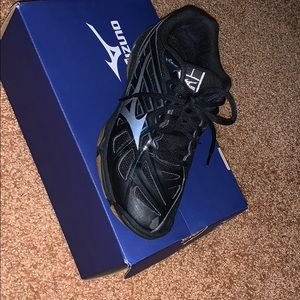 Volleyball shoes. Still good condition. Few scuffs
